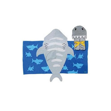 Stephen Joseph Hooded Towels Design: Shark