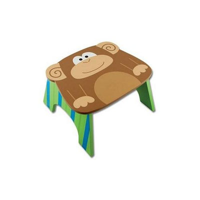 Stephen Joseph Step Stool, Monkey