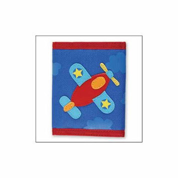 Stephen Joseph Airplane Wallet
