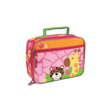 Stephen Joseph Girl Zoo Lunchbox