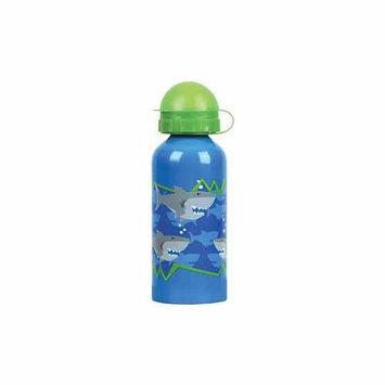 Stephen Joseph Stainless Steel Water Bottle, Shark