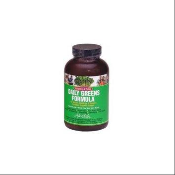 Aloe Life - Healthy & Slim Daily Greens Formula Powder - 4 oz.