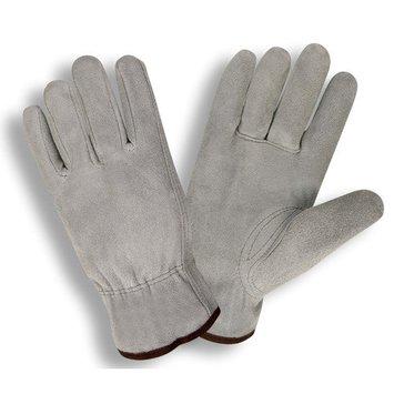 Cordova Select Split Cow Driver Glove in Gray