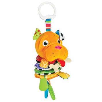 Tomy Lamaze Baby Toy, Shiver the Sharpei LC27550