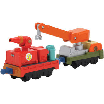 Learning Curve International, Inc. Learning Curve Chuggington Die Cast Calley's Fire & Rescue Cars Vehicle