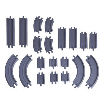 Learning Curve International, Inc. Learning Curve Chuggington Straight & Curved Track Pack
