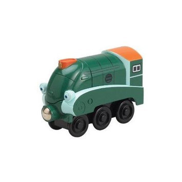Learning Curve International, Inc. Chuggington Wooden Railway Olwin Engine by Learning Curve