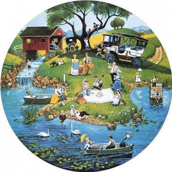 Sunsout Puzzle Company River Festival SOIY4029 SunsOut