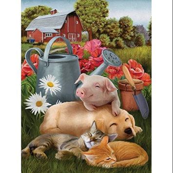 Lazy in the Sun Jigsaw Puzzle 300 Piece SOIY8549 SunsOut