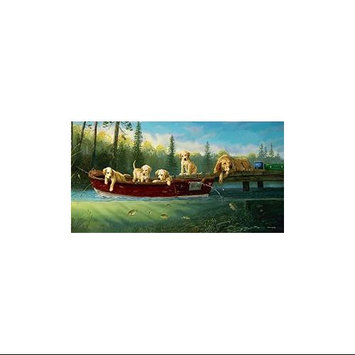 Sunsout Puzzle Company Fishing Lessons SOIY1196 SunsOut