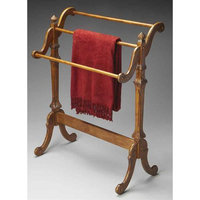 Butler Furniture Masterpiece Blanket Stand - Butler Specialty 1910001 (Shipping Included)