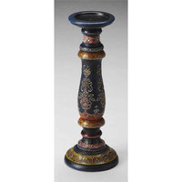 Butler Creek BUTLER 3463016 15 in. Hand Painted Candle Holder