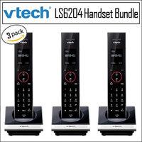 Vtech LS6204 DECT 6.0 Accessory 3-handset Kit for LS6245T