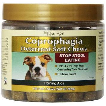 Turvet / Garmon Corp NaturVet Coprophagia Soft Chew Dog Treat 130ct