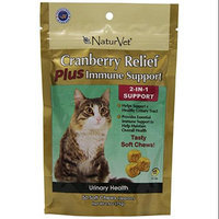 Turvet / Garmon Corp NaturVet Cranberry Relief Plus Cat Soft Chew