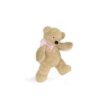 North American Bear Company Smushy Bear, Pink, Medium