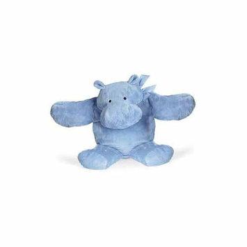 North American Bear Company Flatopotamus Blue Hippo 15