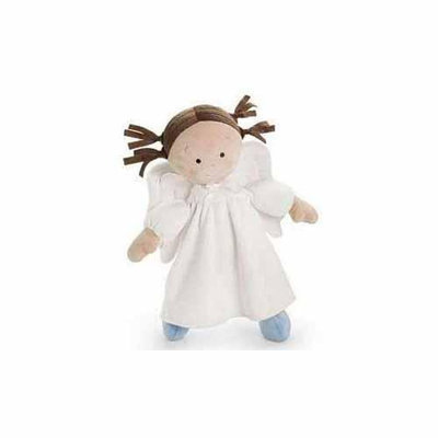North American Bear Company Little Princess Angel Doll - Brunette 16