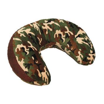 Ozark Mountain Kids Green Camoflage Nursing Pillow