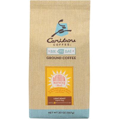 Caribou Coffee Daybreak Morning Blend Light Roast Ground Coffee, 20 oz