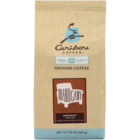 Caribou Coffee Mahogany Ground Dark Roast Ground Coffee, 20 oz