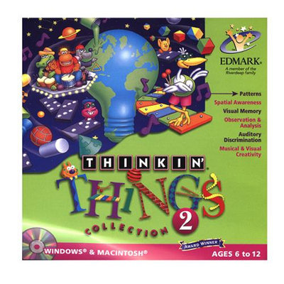 Edmark 1441 Thinkin Things Collection 2