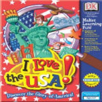 DK MULTIMEDIA ILOVEUSA 3422I Love The Usa Software