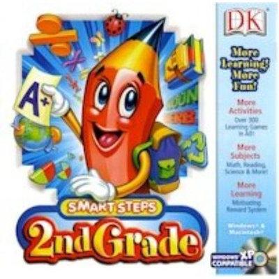 Dk Multimedia Smartstep2ndgrd Smart Steps - 2nd Grade [jewel Case] [windows & Macintosh]