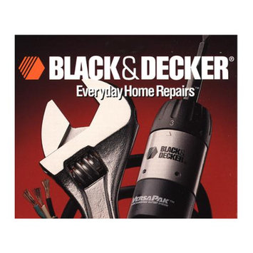 BRODERBUND BLACK AND DECKER EVERYDAY HOME REPAIRS