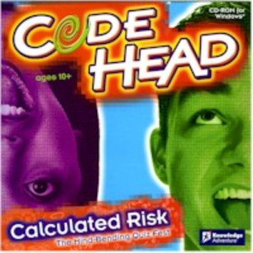 KNOWLEDGE ADVENTURE 5948CODE HEAD - CALCULATED RISK