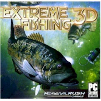 ADRENAL RUSH GAMES EXTREME FISHING 3D