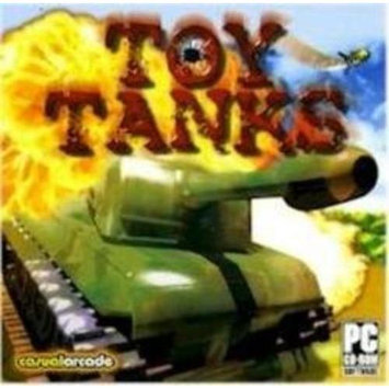 Casual Arcade Casualarcade Toy Tanks - Action/Adventure Game - CD-ROM - PC