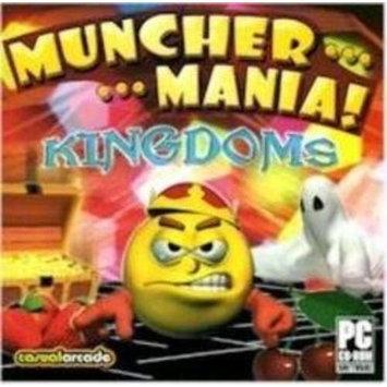 Casualarcade Games Munchermaniakng Muncher Mania - Kingdoms [windows 98/me/xp]