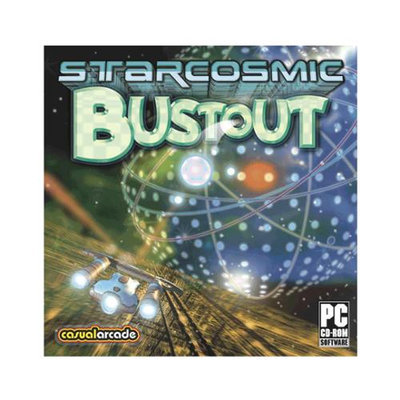 Casual Arcade 35859 StarCosmic Bustout