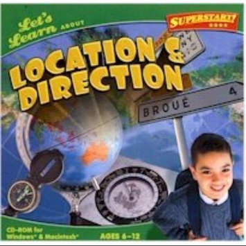 SELECTSOFT PUBLISHING 6152LETS LEARN: LOCATION AND DIRECTION