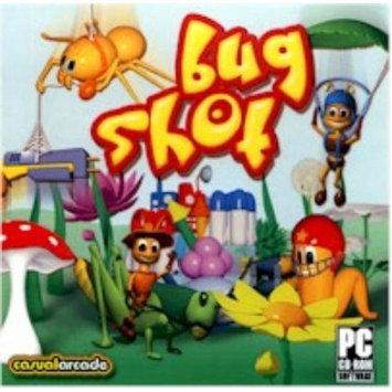 Casualarcade Games Bugshot Bug Shot [windows 98/xp/vista]