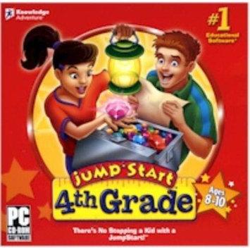 Knowledge Adventure JumpStart 4th Grade - Educational Game Jewel Case Retail - PC
