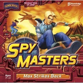 KNOWLEDGE ADVENTURE 6377JUMP START SPY MASTER MAX STRIKES BACK