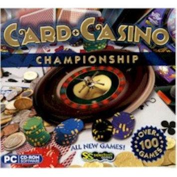 Selectsoft Publishing Selectsoft Card & Casino Championship - Strategy Game - CD-ROM - PC