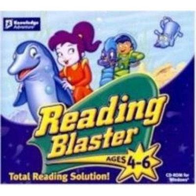 Knowledge Adventure READBLASTER46 Reading Blaster Ages 46
