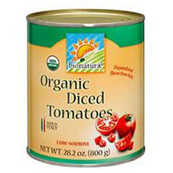 Bionaturae Organic Diced Tomatoes 28.2 oz