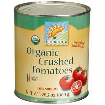 Bionaturae Organic Crushed Tomatoes 28.2 oz