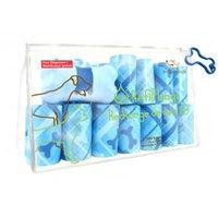 Best Pet Supplies BDB-3601 Diamond Bone Blue - 24Rolls-Bag