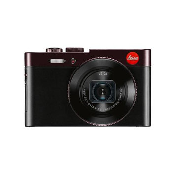 Leica C Dark Red 12.1 megapixel Digital Camera