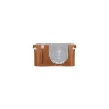Leica X Vario Camera Protector, Cognac Leather