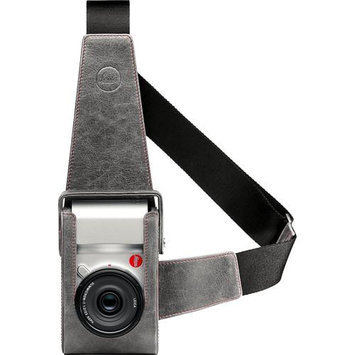 Leica T Holster, Leather, Stone Grey