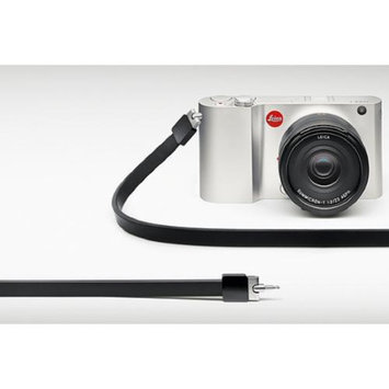 Leica T Neck Strap, Silicon, Black