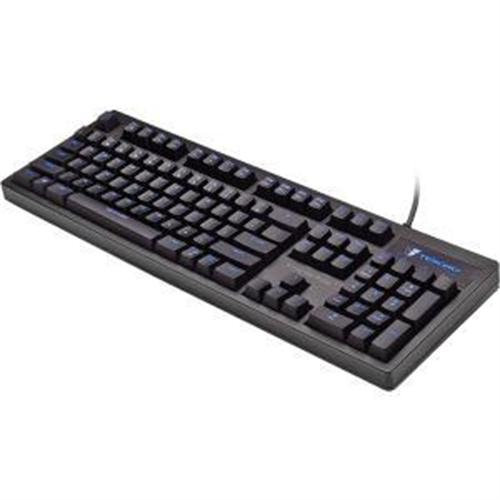 Panavise Global Marketing Partners Imce TS-G7NL-BL Excalibur Blue Backlit Gaming Accs Grade Mechanical Key Switch