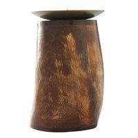Foreign Affairs Home Decor Buffalo Horn Candle Holder