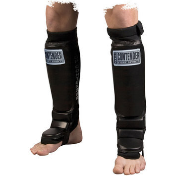 Contender Fight Sports Contender Neoprene Shin Instep Guards